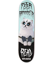 Real Ramondetta Deathcat 8.0 Skateboard Deck