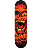 Zero Brockman Face 8.0 Skateboard Deck