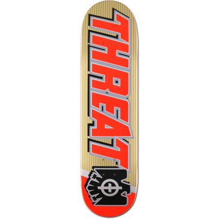Threat Cerveza 8.25 Skateboard Deck