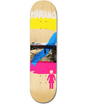 Girl Guy Mariano Darkroom 8.125 Skateboard Deck