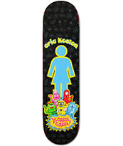 Girl x Yo Gabba Gabba Eric Koston 8.0 Skateboard Deck