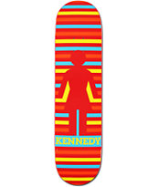 Girl Cory Kennedy Geo 8.0 Skateboard Deck