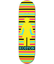 Girl Eric Koston Geo 8.25 Skateboard Deck