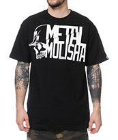 Metal Mulisha Tremble Black Tee Shirt
