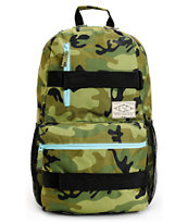 Empyre Transfer Camo Print Backpack
