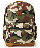 Odd Future Camo Backpack