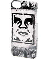 Incase x Obey Stencil White iPhone 5 Case