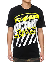 FMF High Octane Black Tee Shirt
