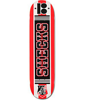 Plan B Sheckler Scarf 8.0 Skateboard Deck