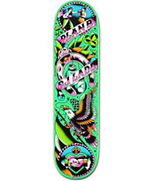Plan B PJ Ladd Color Flash 8.0 Skateboard Deck