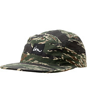 Imperial Motion Lackey Tiger Camo 5 Panel  Hat