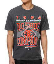 DC Touchback Charcoal Tee Shirt