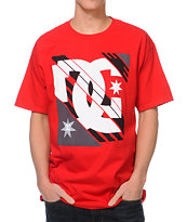 DC Melody Red Tee Shirt