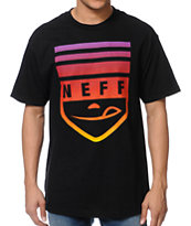Neff Scalpy Black Tee Shirt