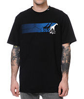 LRG Ahead Of The Pack Black Shirt