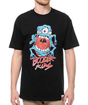 Booger Kids Slime Ball Black Tee Shirt