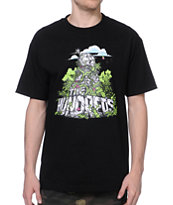 The Hundreds Ruins Black Tee Shirt