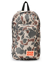 Obey Commuter Bubble Camo Backpack