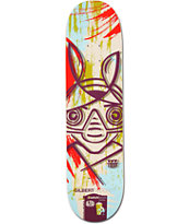 Alien Workshop Crockett Sketchbook 8.0 Skateboard Deck