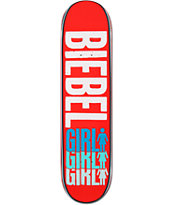 Girl Biebel Triple 7.87 Skateboard Deck