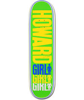 Girl Howard Triple 8.5 Skateboard Deck