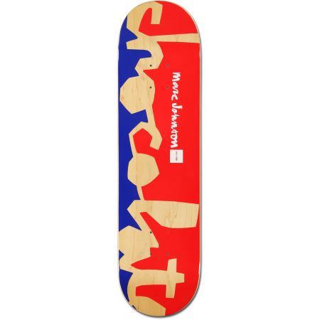 Chocolate Johnson Knockout Chunk 8.12 Skateboard Deck