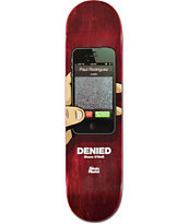Skate Mental Oneill P-Rod Denied 8.0 Skateboard Deck