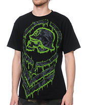 Metal Mulisha Big Deal Black Tee Shirt
