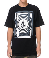 Volcom Geovanni Black Tee Shirt