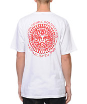 Obey Legion White Tee Shirt