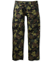 LRG CC True Straight Camo Cargo Regular Fit Pants