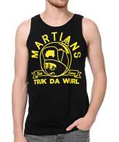 Trukfit Feelin Spacey Black Tank Top