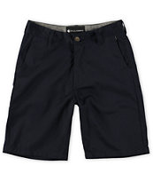 Billabong Boys Carter Navy Blue Chino Shorts
