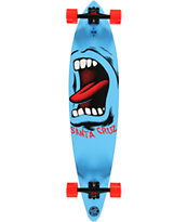 Santa Cruz Screaming Hand 43 Pin TailLongboard