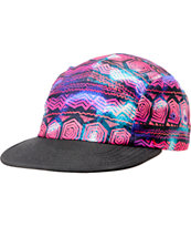 Chuck Originals Click Pop Black 5 Panel Hat