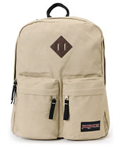 Jansport Hoffman Desert Beige Backpack