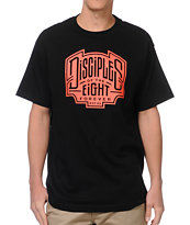 REBEL8 Disciples Black Tee Shirt