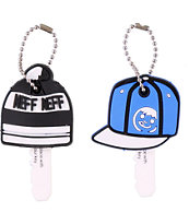 Neff Headwear 2-Pack Key Covers