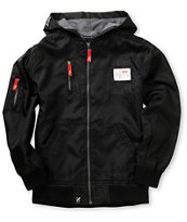 LRG Boys Solaristic Black Jacket