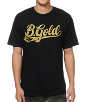 Benny Gold B.Gold Black Tee Shirt