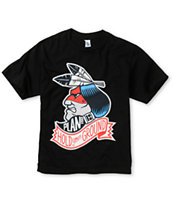 Plan B Boys Chief Black Tee Shirt