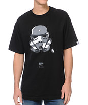 Akomplice Storm Trooper 2 Black Tee Shirt