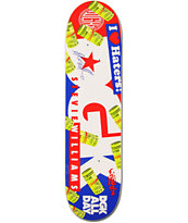 DGK Stevie Williams Vices 7.9 Skateboard Deck