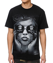 Sullen Witness Black Tee Shirt