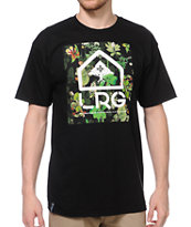 LRG Purveyors Of Style Black Tee Shirt