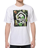 LRG Purveyors Of Style White Tee Shirt