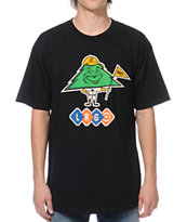 LRG Tree Man Black Tee Shirt