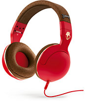 Skullcandy Hesh 2.0 Red, Brown & Copper Headphones