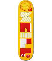 Skate Mental ONeill Nugget Block 8.0 Skateboard Deck