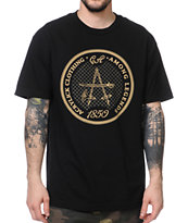 Acrylick Among Legends Black Tee Shirt